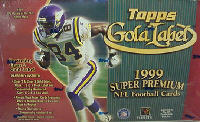 Topps Football Boxes