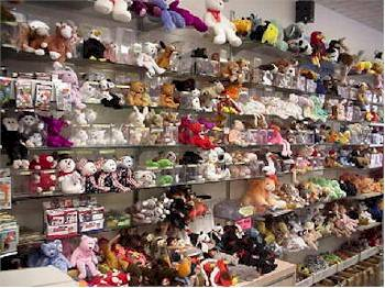 beanie baby department photos of republic jewelry   collectibles. we ... f37a4b1a4f9